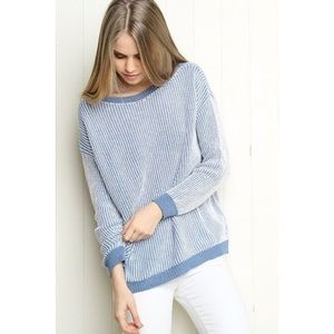 Sweaters - Light Blue Brandy Melville Sweater